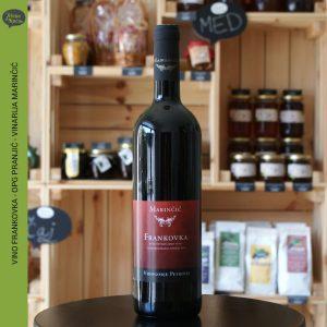 frankovka, vinarija marincic, zelena kuca petrinja