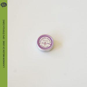 lavandin melem za usne, opg stefica coric, zelena kuca petrinja