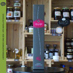 Likersko kupinovo vino, box (OPG Nikola Petković), Zelena kuća Petrinja