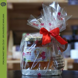 Poklon paket 'Med i zlica' (OPG Radošević Marijana), Zelena kuća Petrinja