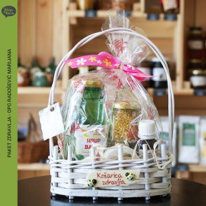poklon paket zdravlja, opg radosevic marijana, zelena kuca petrinja