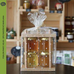 poklon paket med, opg radosevic marijana, zelena kuca petrinja