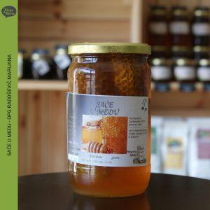 sace u medu, opg ljuba sabljak, zelena kuca petrinja