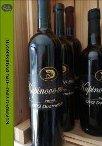 kupinovo vino dvorneković