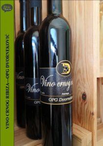 vino crnog ribiza dvorneković
