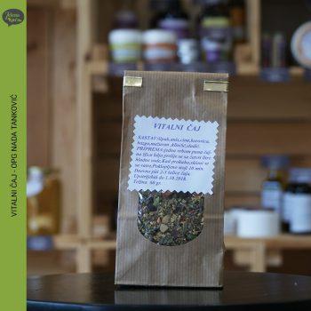 vitalni caj opg nada tankovic zelena kuca petrinja