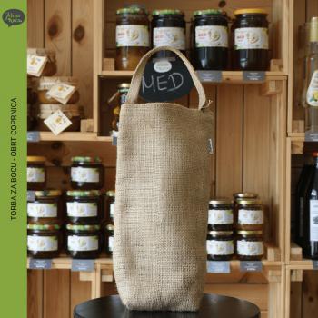 torba za bocu zelena kuca petrinja obrt coprnica